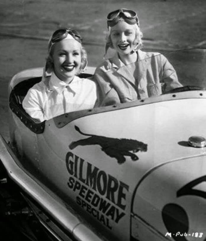 Betty Grable, Lucille Ball