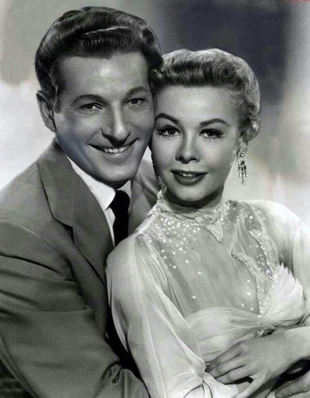 Danny Kaye and Vera-Ellen