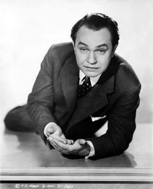 Edward G Robinson