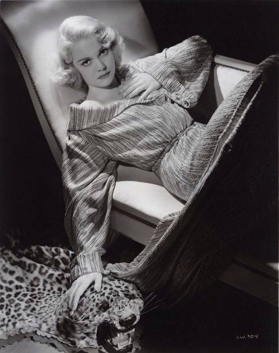 Jane Wyman!