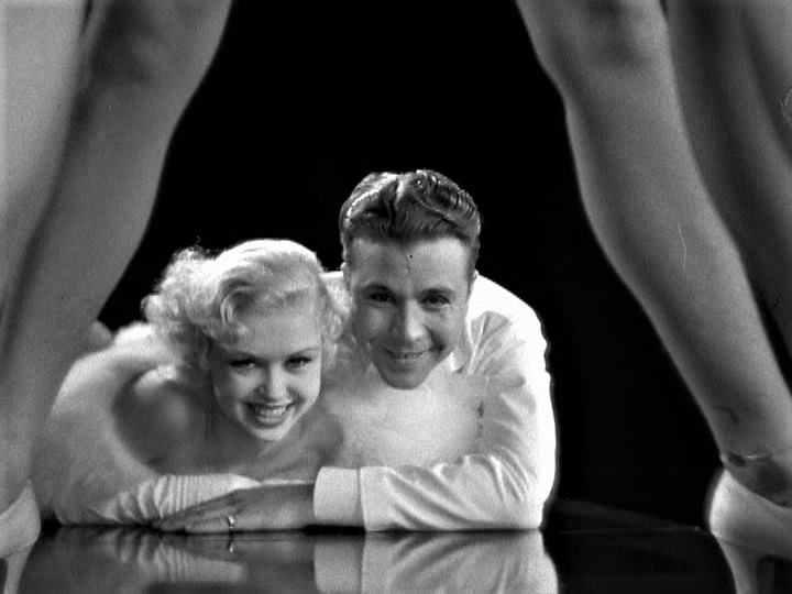 Dick Powell, Toby Wing