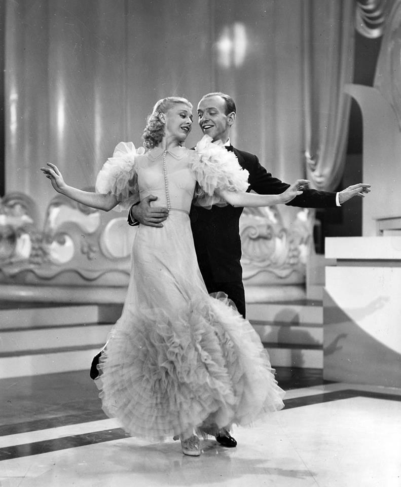 ginger rogers / fred astaire