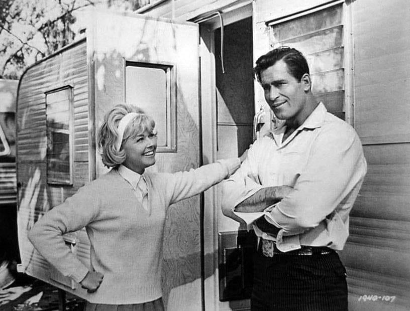 Doris Day with Clint Walker