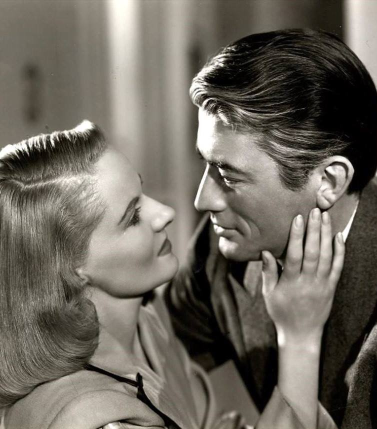 GREGORY PECK & ANN TODD