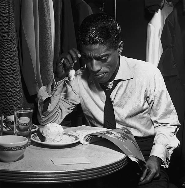 Sammy Davis, Jr., 1953