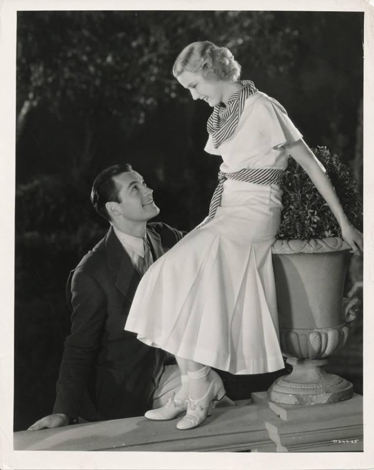 Charles Starrett & Anita Louise