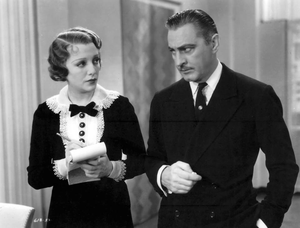 Bebe Daniels & John Barrymore