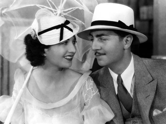 Kay Francis and William Powell,