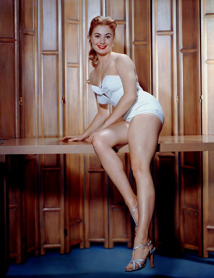 Shirley Jones.