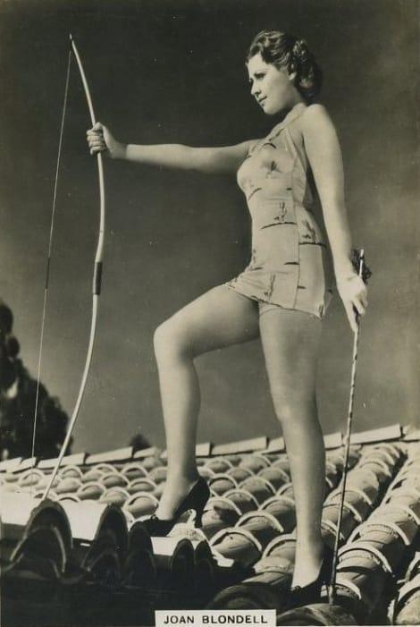 Joan Blondell,
