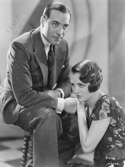 Ricardo Cortez, Mary Astor