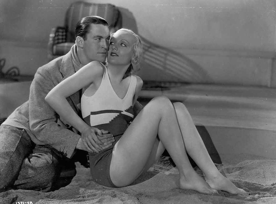 Carole Lombard, Chester Morris