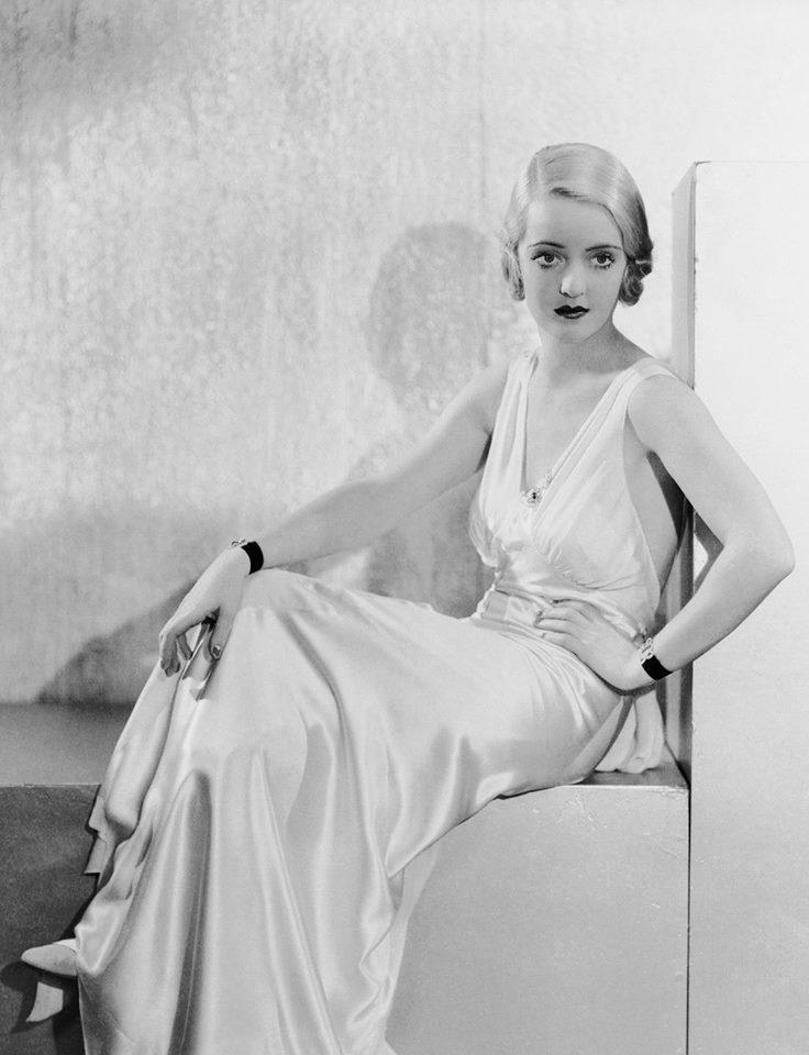 Bette Davis in 1932.