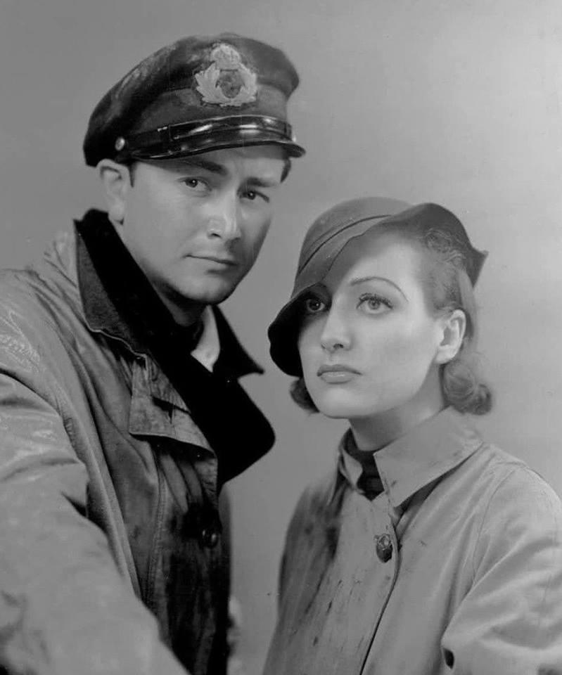 Joan Crawford, Robert Young,