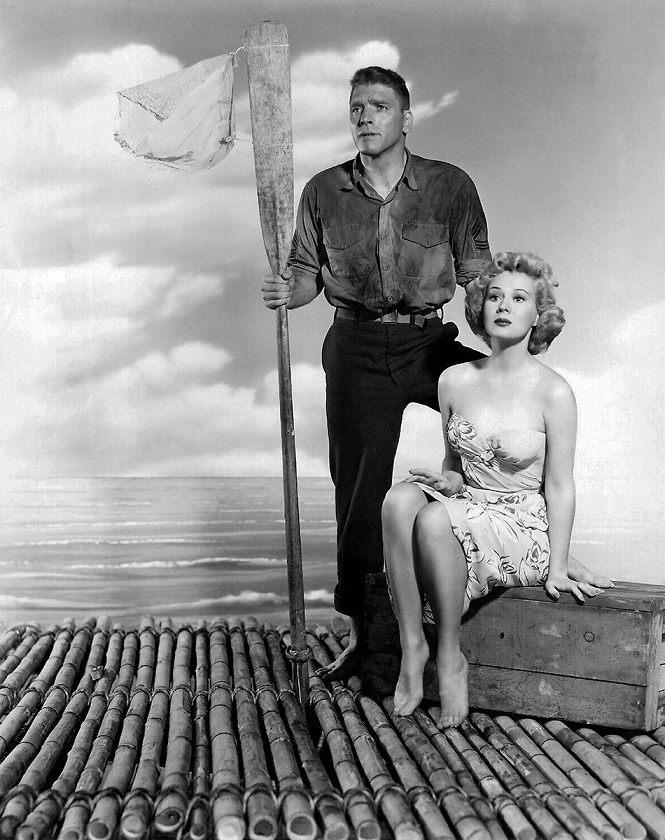 Virginia Mayo & Burt Lancaster