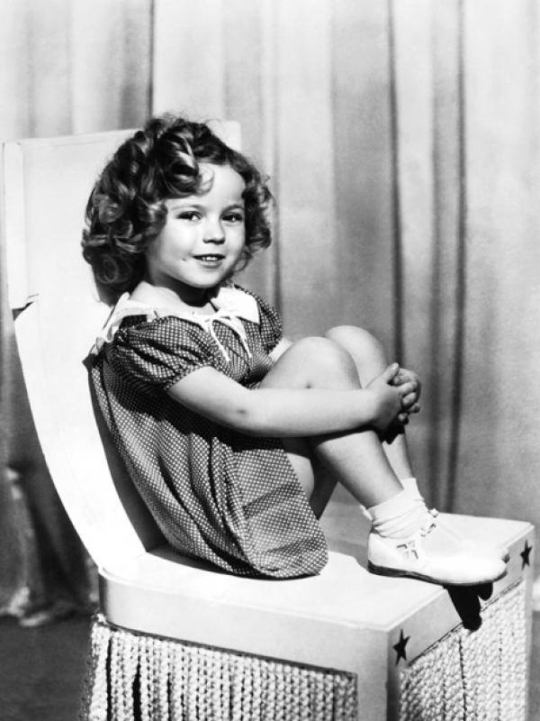 SHIRLEY TEMPLE (1928 - 2014)