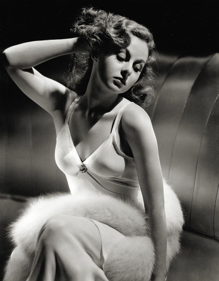 Susan Hayward.