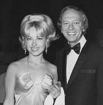 Don Knotts and wife