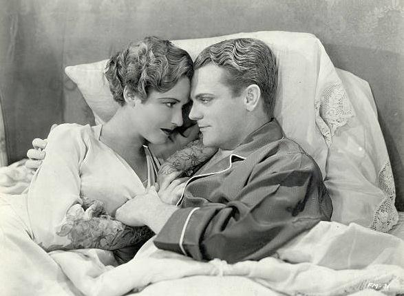 James Cagney, Mae Clarke