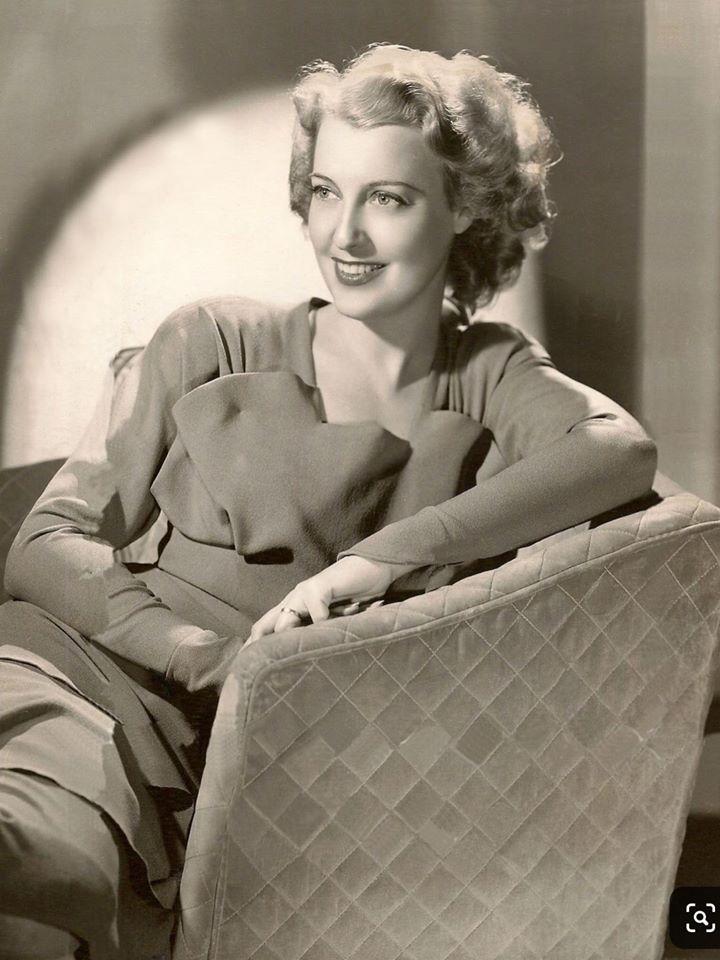 Jeanette Macdonald.