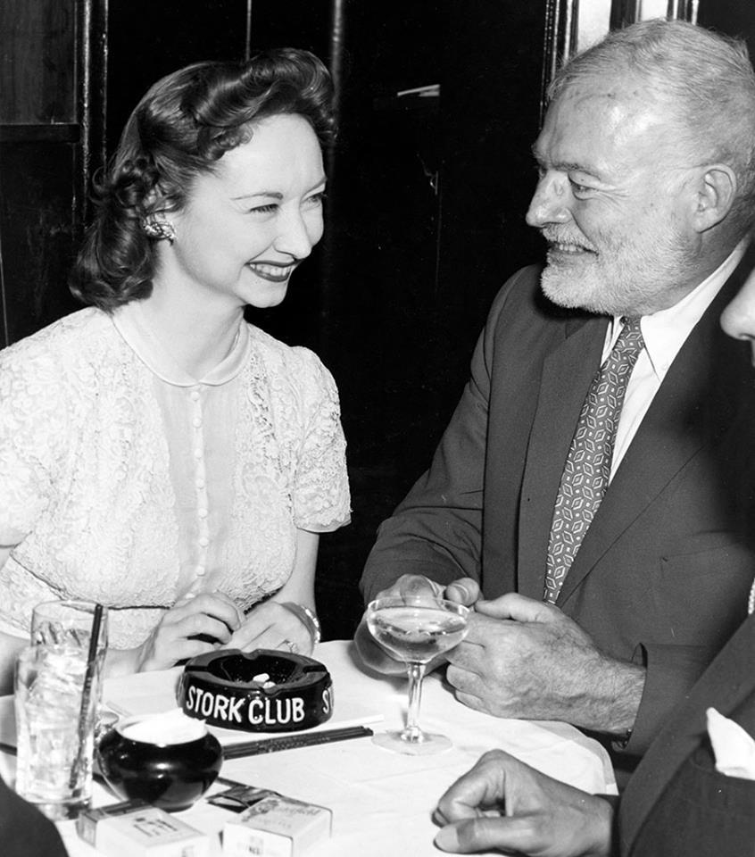 Dorothy Kilgallen,  Ernest Hemingway