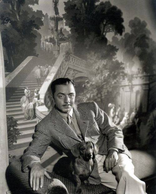 William Powell.