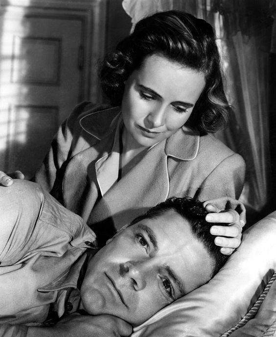 Teresa Wright and Dana Andrews in The Best Years of Our Lives (1946)