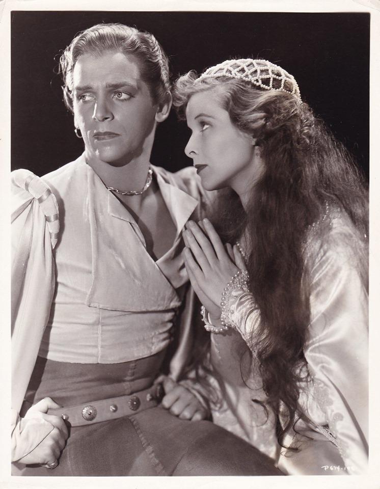 Douglas Fairbanks Jr. & Katharine Hepburn