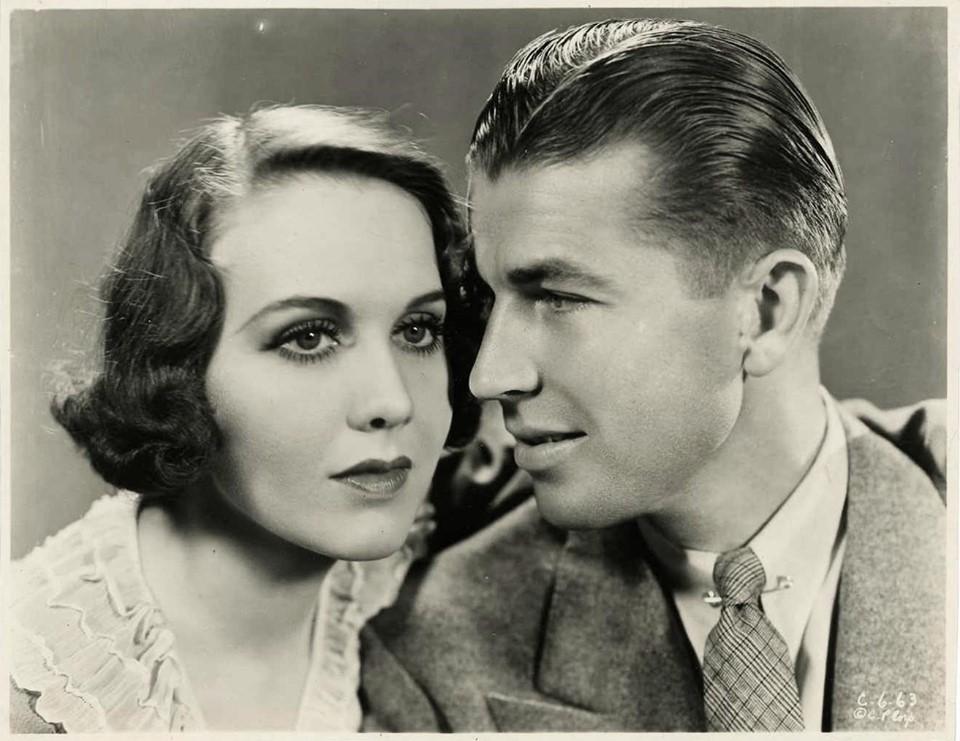 Mary Brian & Bruce Cabot