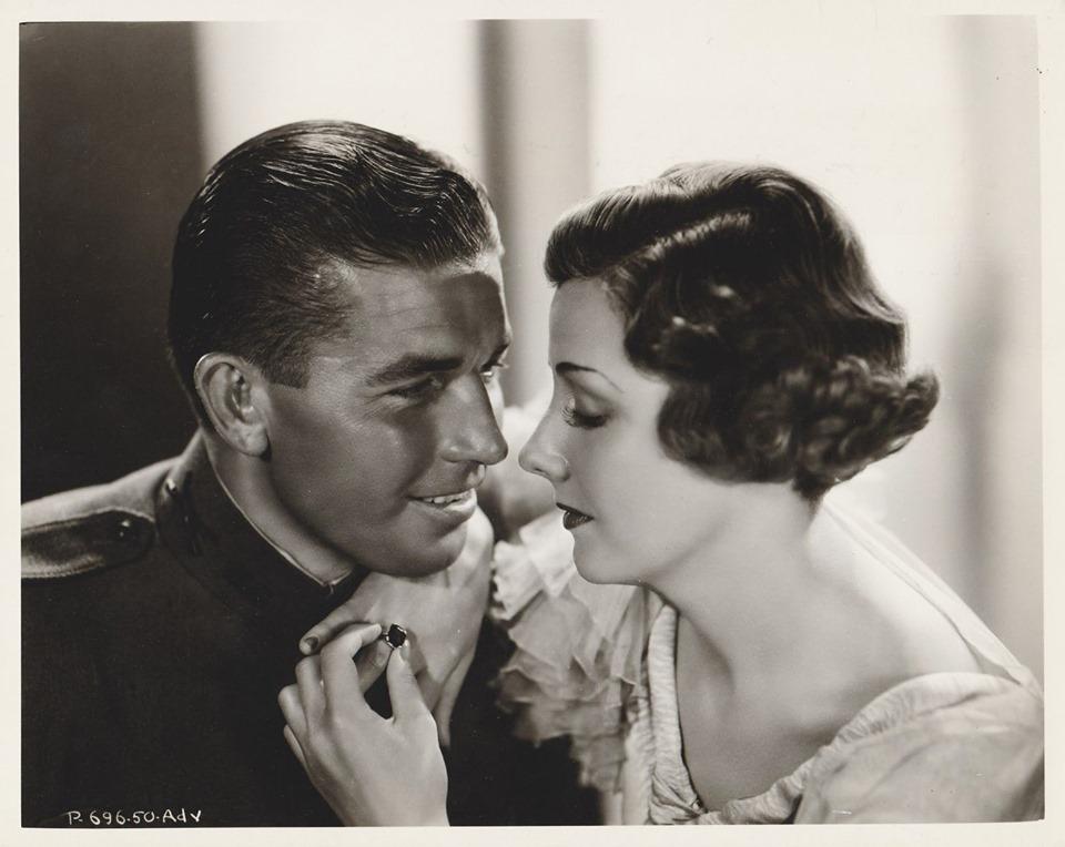 Bruce Cabot & Irene Dunne