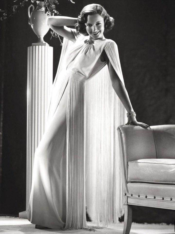 Barbra Stanwyck.