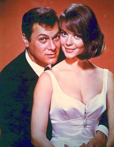 Tony Curtis & Natalie Wood