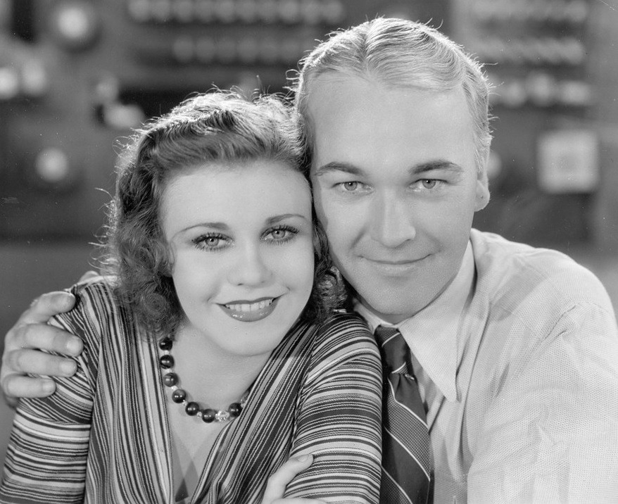William Boyd, Ginger Rogers