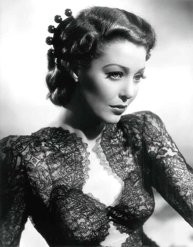 Loretta Young, 1940