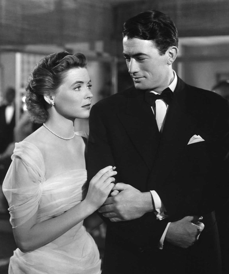 Dorothy McGuire & Gregory Peck