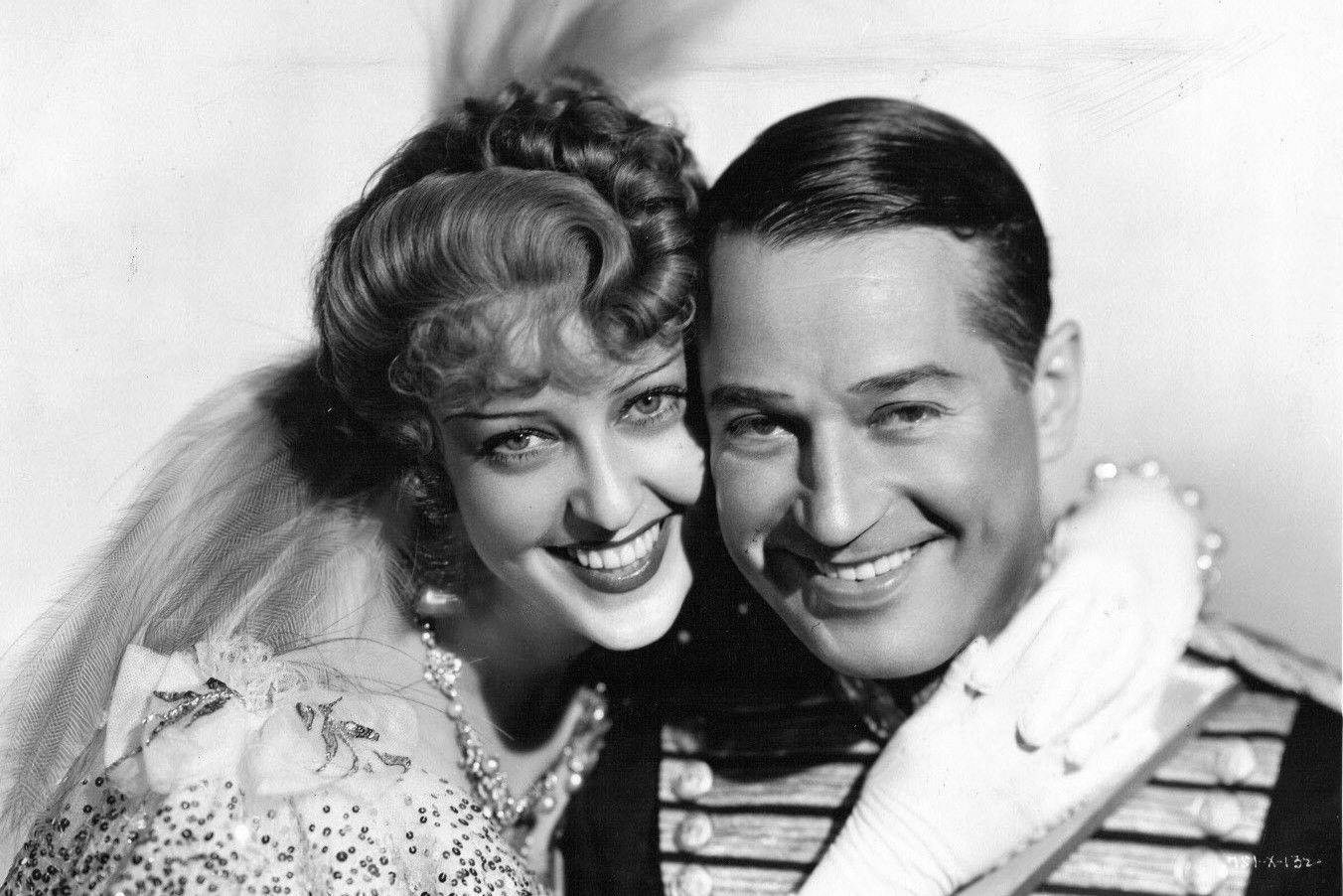 Maurice Chevalier, Jeanette MacDonald