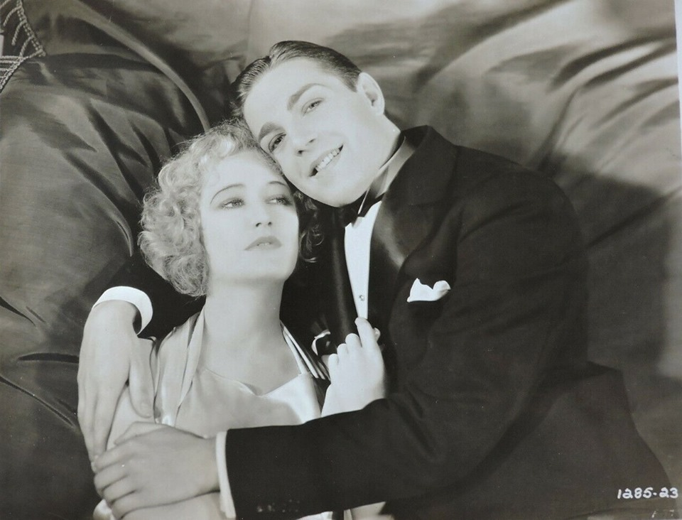 Miriam Hopkins & Henry Wadsworth