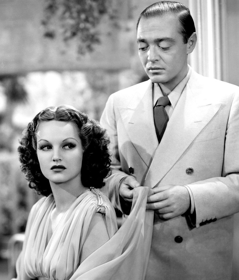 Peter Lorre with Rochelle Hudson