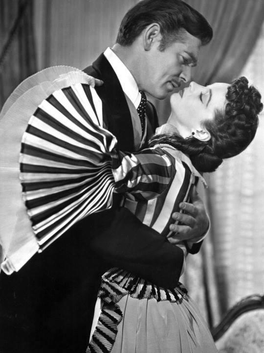 Vivien Leigh & Clark Gable