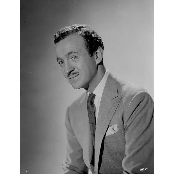 David Niven -- (1910-1983)
