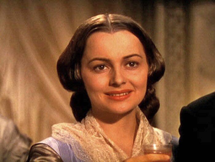 Olivia de Havilland!!