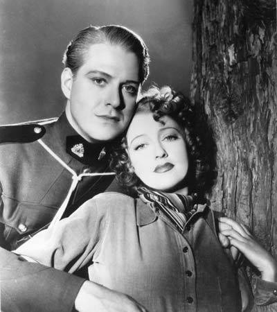 Nelson Eddy with Jeanette MacDonald i
