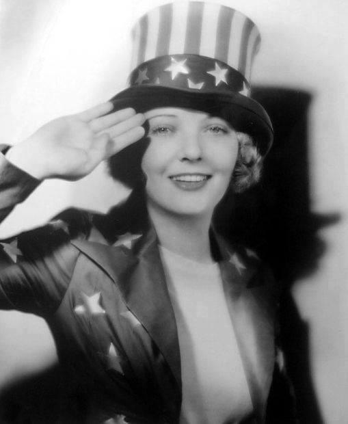 Dorothy Mackaill!