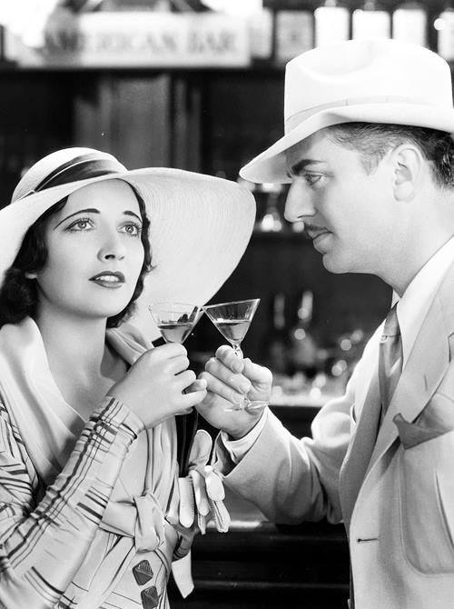 Kay Francis and William Powell.