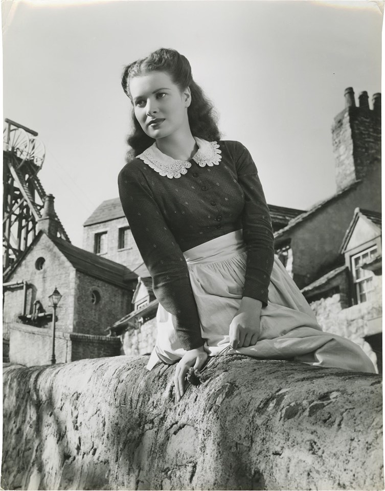 Maureen O`Hara