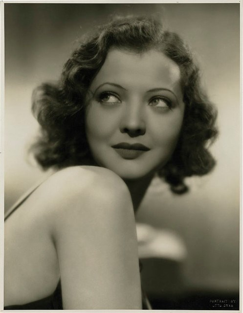 Sylvia Sydney.