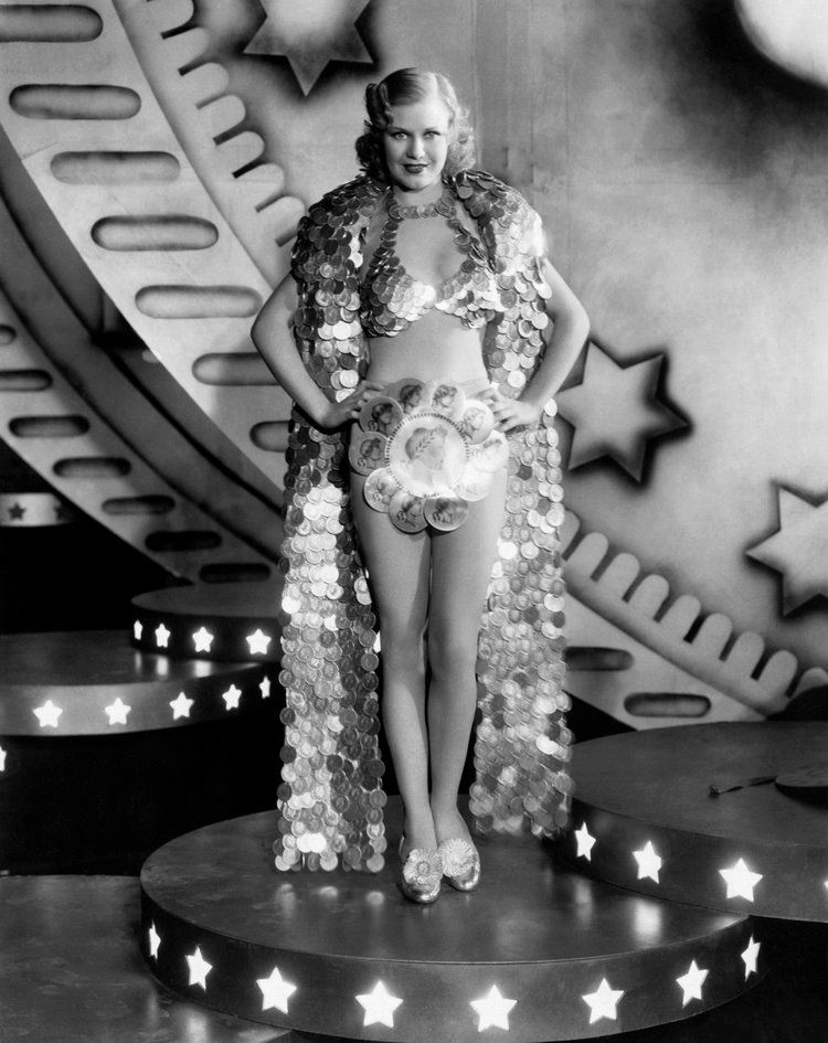 Ginger Rogers,