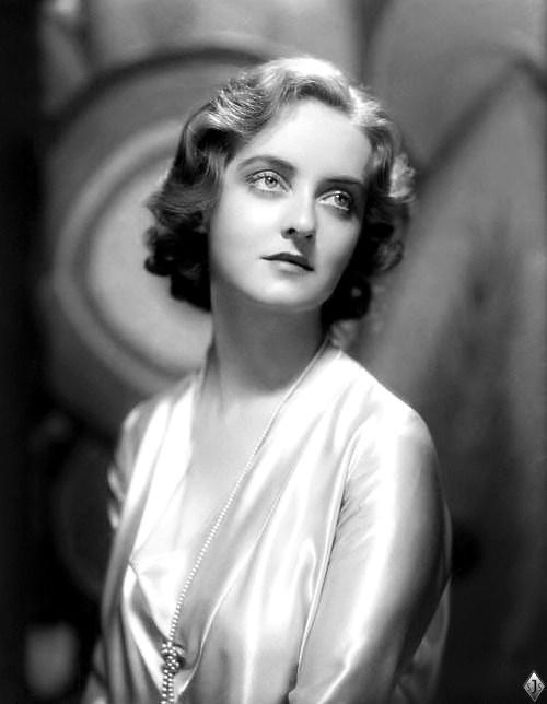 Bette Davis at age 22