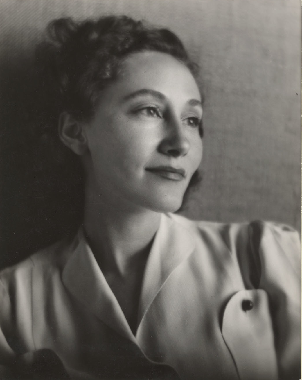 Polly Connell by Johan Hagemeyer, photographer Date: May 10, 1941   Contributing Institution: UC Berkeley, Bancroft Library