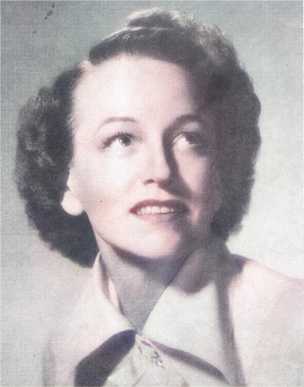 An article in the December 1949 issue of Radio and Television Mirror magazine described Sondergaard as having
